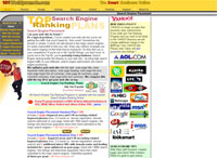 Search Engine  Ranking - Search Engine Placement by 101worldpromote.org
