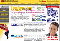 101WorldSubmit.com  Search Engine Submission with Web Site tune up