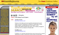 Paid Listings Search Engines by 101searchengine.com