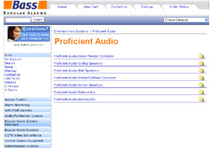 Entertainment Systems - Proficient Audio by bassburglaralarms.com