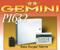 Alarm System Package by bassburglaralarms.com