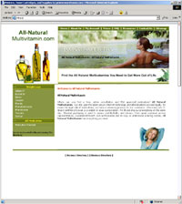 All Natural Multivitamin by all-natural-multivitamin.com