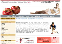 Appetite Suppressants by appetite-suppressants.net