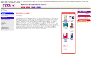 Buy Address Labels by buy-address-label.org