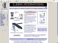 C Arms Table Selection by carm-table.com