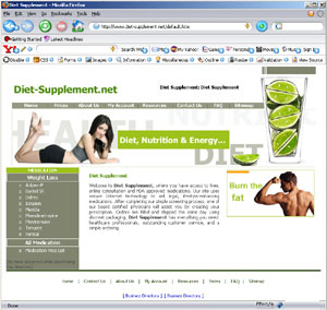 Diet Supplement by diet-supplement.net