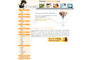 Dieting Supplement by dieting-supplement.org