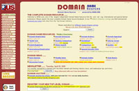 Domain Name Sources by 0dns.org