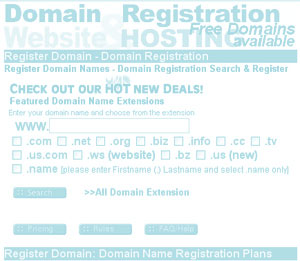 Domain Registry by Domain-Register.Info