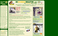 E-Commerce Shopping Cart by 101domainregister.com