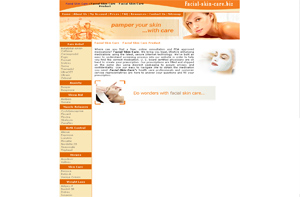 Facial Skin Care by facial-skin-care.biz