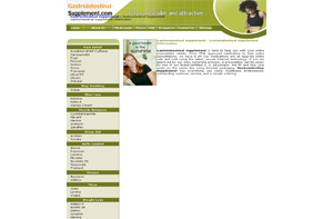 Gastrointestinal Supplement by gastrointestinal-supplement.com