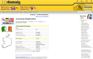 .IE Domain Registration - Ireland Domain Name IE by 101domain.com