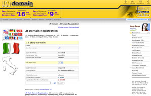 .IT Domain Registration - Italy Domain Name IT by 101domain.com