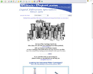Liquid Filtration Products by filter-depot.com