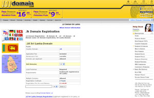 .LK Domain Registration - Sri Lanka Domain Name LK by 101domain.com