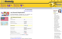 .MY Domain Registration - Malaysia Domain Name .MY by 101domain.com