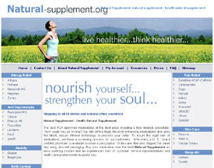 Natural Supplement by natural-supplement.org