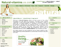 Natural Vitamins by natural-vitamins.us.com