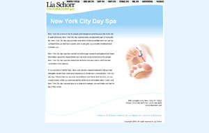 New York City Day Spa