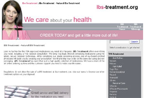 Personal Care Online by ibs-treatment.org