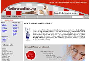 Personal Care Products by retin-a-online.org