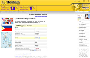 .PH Domain Registration - Philippines Domain Name PH by 101domain.com