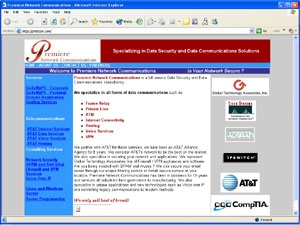 Premiere Network Communications by pnetcom.com