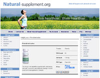 Purchase Natural Supplement by natural-supplement.org