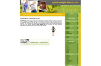 Quick Weight Loss by quick-weight-loss.us.com