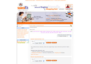 Register Global Domain Names by searchfit.info