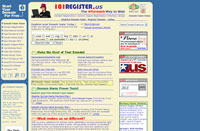 Register Service - Register Website - Register Domain