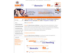 Register Worldwide Domain Names by searchfit.info