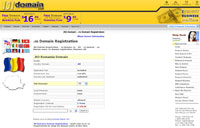 .RO Domain Registration - Romania Domain Name RO by 101domain.com