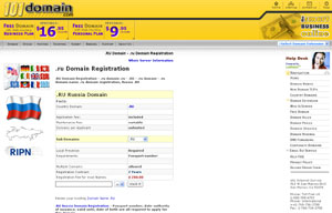 .RU Domain Registration - Russia Domain Name RU by 101domain.com