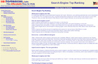 Search Engine Top Ranking by 101topranking.info