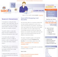 Shopping Cart by Searchfit.us.com