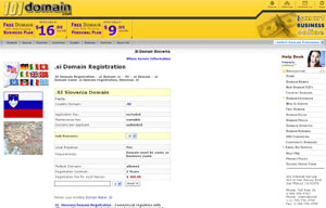 .SI Domain Registration - Slovenia Domain Name SI by 101domain.com