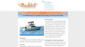 Sport Fishing by www.lake-michigan-sport-fishing.biz