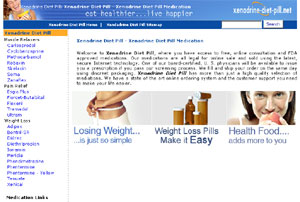 Weight Loss Product by xenadrine-diet-pill.net