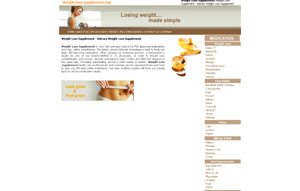 Weight Loss Supplement by weight-loss-supplement.org