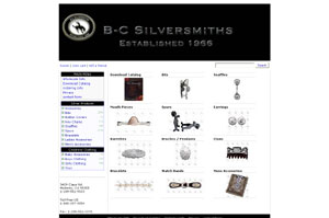 Western Silversmith Products by bcsilver.com