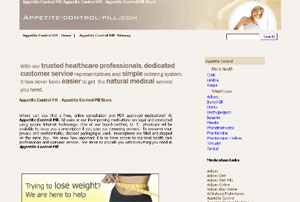 Wieght Loss Product by appetite-control-pill.com